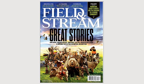 Field and Stream Magazine 1963 Save the Allagash Control Game at National Parks