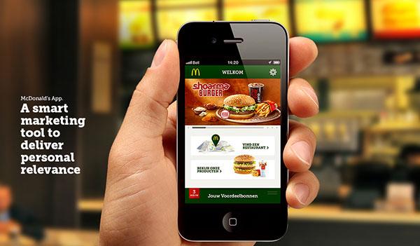 McDonalds-Online-App