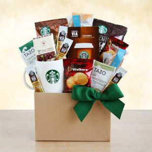 Starbucks-Coffee-and-Tea-Basket