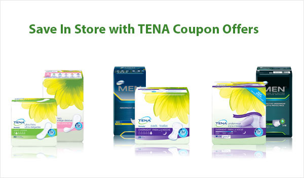 Tena-Coupons
