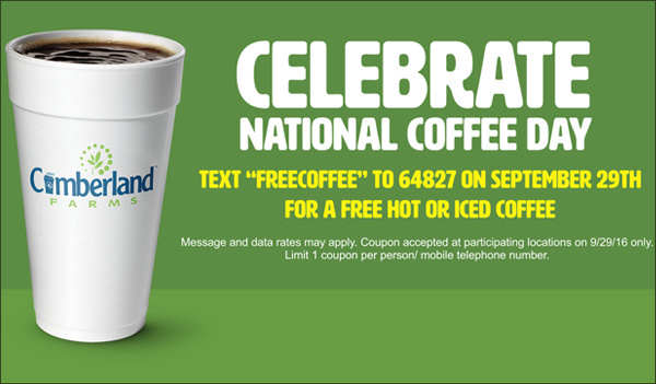 free-coffee-at-cumberland-farms