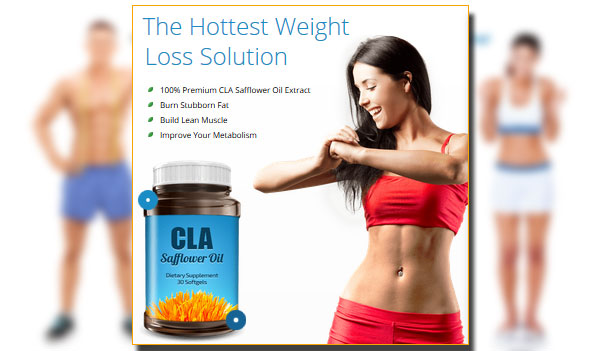 CLA Safflower Oil Weight Loss Reviews That Were Fake