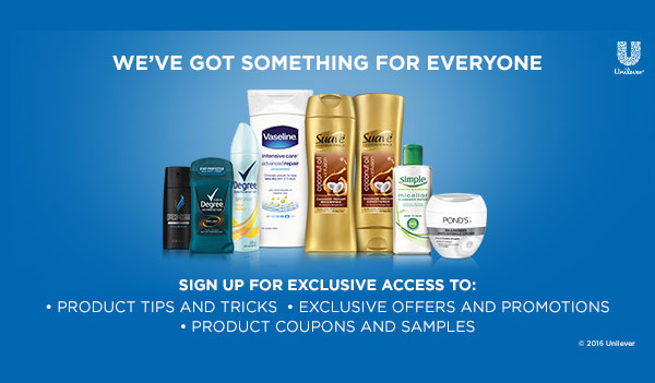 FREE Samples, Coupons, Exclusive offers and Promotions From