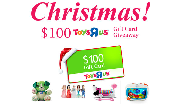 100 toys r us gift card christmas best freebies today